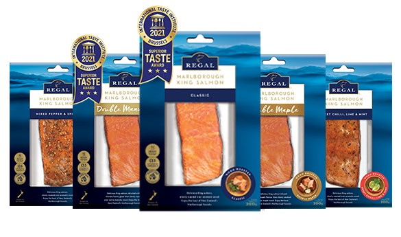 Wood Roasted Range Taste Awards Website