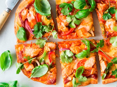 Tom Yum Pizza[1]