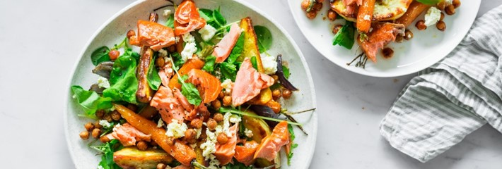 Regal Salmon Honey Kumara And Manuka Salmon Salad 12064 R 2 (1)